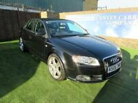 2006 Audi A4 2.0 TDI S Line 4dr FULL SERVICE HISTORY AVAILABLE