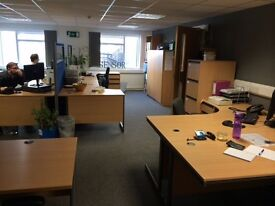 Desk space to let BRIGHTON (1 month rent FREE offer)