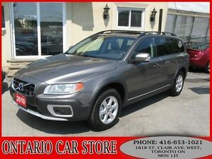 2010 Volvo XC70 3.2 AWD NAVIGATION !!!CARPROOF CLEAN NO ACCIDENT