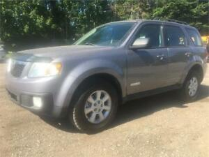 2008 Mazda Tribute GX V6  4x4 LIQUIDATION!! $3995.00