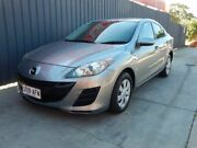 2009 Mazda 3 BL10F1 Neo Activematic Silver 5 Speed Sports Automatic Sedan Blair Athol Port Adelaide Area Preview