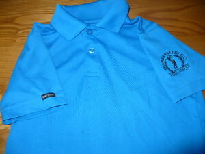 Thames Valley Golf Course Ontour Golf Shirt Youth Small London Ontario image 1