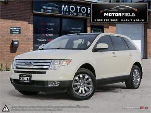 2007 Ford Edge SEL *ACCIDENT FREE, NAVI, PANO ROOF*