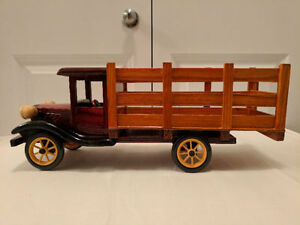 Vintage Ford Model A Wooden Truck