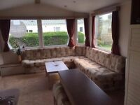 ***CHEAP PRE OWNED STATIC CARAVAN FOR SALE, RIBBLE VALLEY, LANCASHIRE***