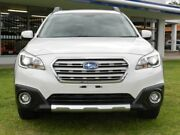 2016 Subaru Outback B6A MY16 2.5i CVT AWD Premium White 6 Speed Constant Variable Wagon Victoria Park Victoria Park Area Preview