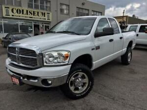 2009 Dodge Ram 2500 SLT 4X4 HEMI SHORT BOX