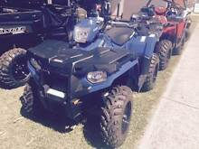 POLARIS SPORTSMAN ETX 325efi 4X4 - SAVE $1500 Fulham West Torrens Area Preview