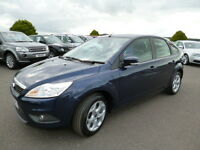 Ford Focus Sport (blue) 2011-09-09