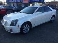 2007 Cadillac CTS 2.8L, AUTO, SUNROOF, CLEAN CARPROOF