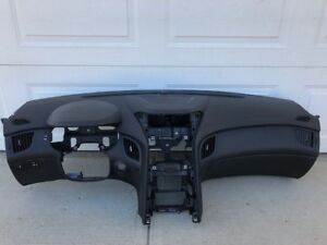 2014-2016 HYUNDAI GENESIS COUPE DASHBOARD INSTRUMENT PANEL COVER
