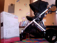 PRICE REDUCED! Britax B-Ready Double Stroller (black)