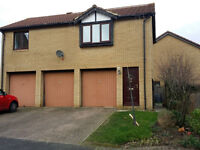 2 BED 1ST FLOOR MAISENETTE (Coach house detached home) WITH GARAGE AVAILABLE. BLUE BRIDGE*£900 P/M