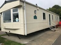 Cheap static caravan for sale @ Haven Cala Gran. Double glazed & central heated site fees included
