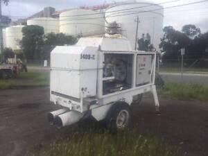 2 X PUTZMEISTER BSA CONCRETE PUMP Milperra Bankstown Area Preview
