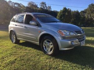 2006 Ssangyong Kyron D100 2.0 XDI Silver 5 Speed Sequential Auto Wagon Clontarf Redcliffe Area Preview