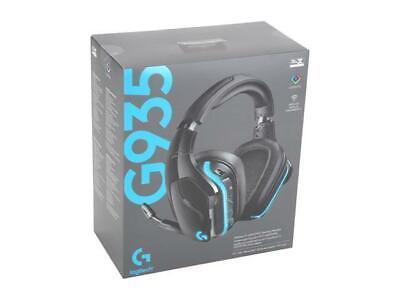 *BRAND NEW* Logitech G935 Gaming Headset (Black/Blue)