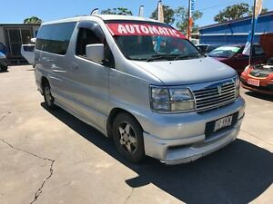 1999 Nissan Elgrand E50 Silver 4 Speed Automatic Wagon Clontarf Redcliffe Area Preview