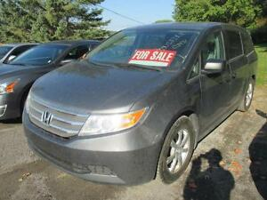 2011 Honda Odyssey LX **HAIL DAMAGE**BRANDED SALVAGE**