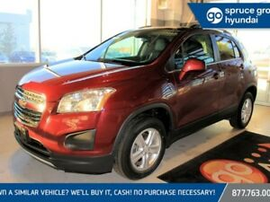 2016 Chevrolet TRAX LT AWD, BLUETOOTH, BACKUP CAMERA
