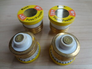 Buss Fuses, Type P and TC