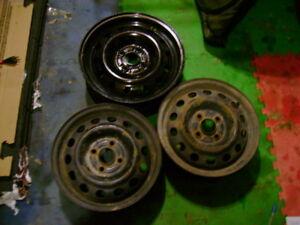 roue métal