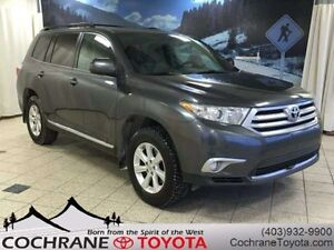 2011 Toyota Highlander LOW KM & ACCIDENT FREE!!! BRAND NEW TIRES