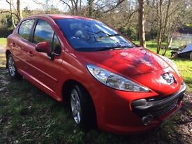 Peugeot 207 Sport 1.6, 2008, 5 Door, Any Questions give me call, First come First serve!