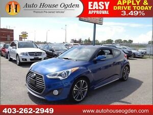 2016 Hyundai Veloster Turbo Leather NAVI BCAM