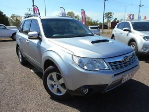 2012 Subaru Forester  Silver Manual Winnellie Darwin City Preview