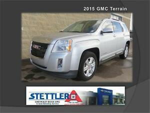 2015 GMC Terrain SLE Remote Start, Rearview Camera