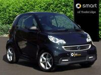 smart fortwo coupe EDITION 21 MHD (black) 2014-03-12