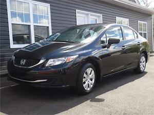 2014 Honda Civic Sedan DX, ONLY 105KM, 5 SPEED