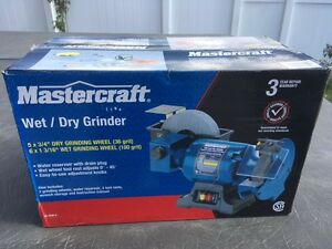 Wet/Dry Grinder Brand New- Never opened box