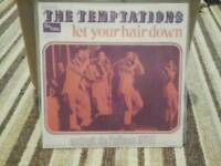 The Temptations - Let Your Hair Down * Motown * (French Pressing)