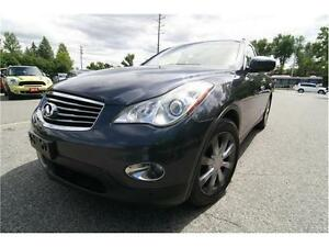 2010, Infiniti, EX35, Leather And Sun Roof