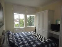 stunning four double bedroom flat in a sought after block in Golders Green