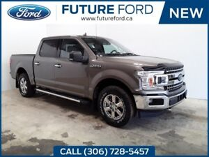 2018 Ford F-150 XLT | FX4 PACKAGE | XTR | TAILGATE STEP | VOICE