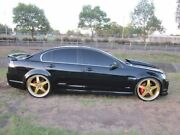 2012 Holden Commodore VE II MY12 SS-V Redline Edition Black 6 Speed Automatic Sedan Mayfield East Newcastle Area Preview