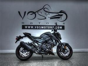 2018 Suzuki GSX-S750- Stock #V2602NP- No Payments For 1 Year**