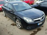 Vauxhall vectra c sri x1 door in black vgc 07594145438