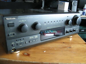 Technics Home Theater Receiver SA-DX940, Dolby Digital, DTS