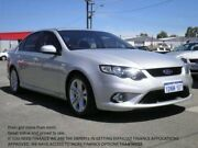 2008 Ford Falcon FG XR6 Silver 6 Speed Sports Automatic Sedan Gepps Cross Port Adelaide Area Preview