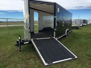 8.5ft x 26ft Royal Tri-Sport Trailer - Perfect for Hauling Toys