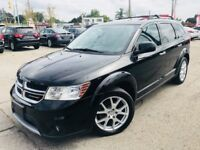 2015 Dodge Journey R/T / 7 PASSENGER / AWD / LEATHER / NAV / ROO Cambridge Kitchener Area Preview