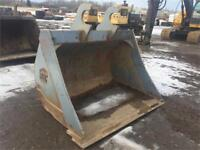 "Never used 72"" Clean up bucket WBM 300 series Edmonton Edmonton Area Preview"