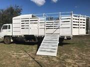 Cattle / Horse Isuzu Truck Rockhampton Rockhampton City Preview