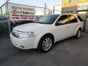 Ford Taurus X  Limited AWD 7 PASSAGES 2009