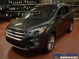 2017 Ford Escape Titanium $255 Bi-Weekly OAC