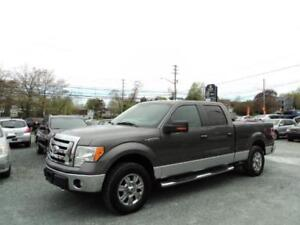 GREAT TRUCK! SUPER CREW! 2010 Ford F-150 XLT 4X4 5.4 V8 !!!!